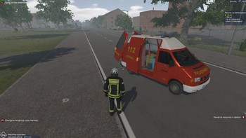 Screenshot10 - Emergency Call 112 Add-On KEF – The minor operations vehicle