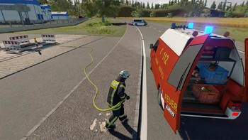 Screenshot3 - Emergency Call 112 Add-On KEF – The minor operations vehicle