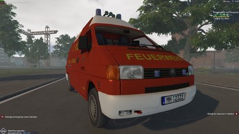 Screenshot8 - Emergency Call 112 Add-On KEF – The minor operations vehicle