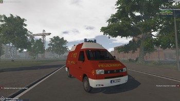 Screenshot9 - Emergency Call 112 Add-On KEF – The minor operations vehicle