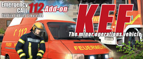 Emergency Call 112 Add-On KEF – The minor operations vehicle