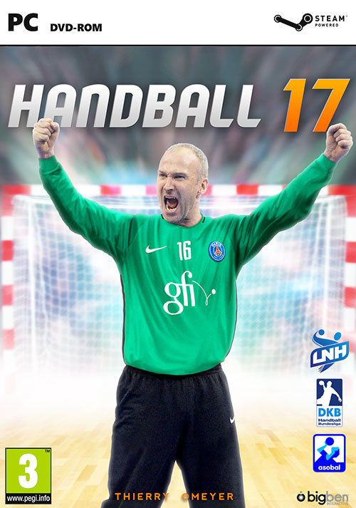 Handball 17 - Cover / Packshot