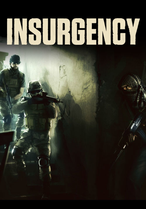 Insurgency - Cover / Packshot