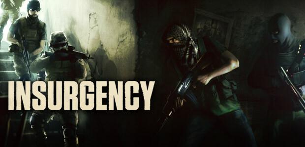 Insurgency - Cover / Packshot