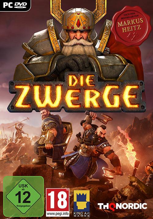 Die Zwerge - Cover / Packshot