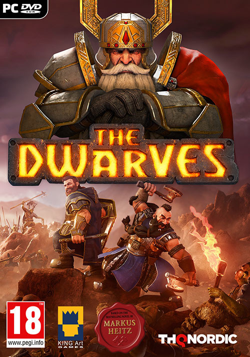 The Dwarves - Packshot