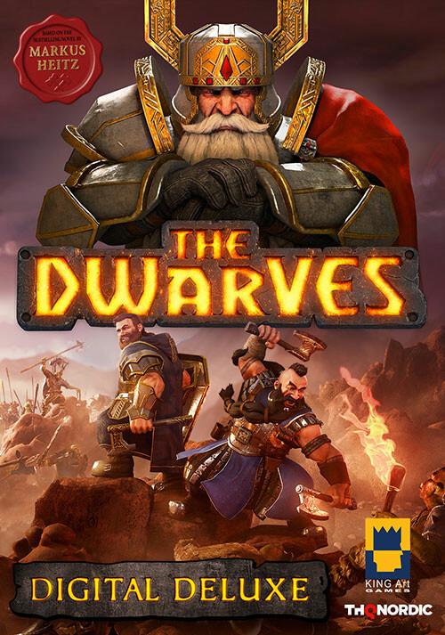 The Dwarves Digital Deluxe Edition - Cover / Packshot
