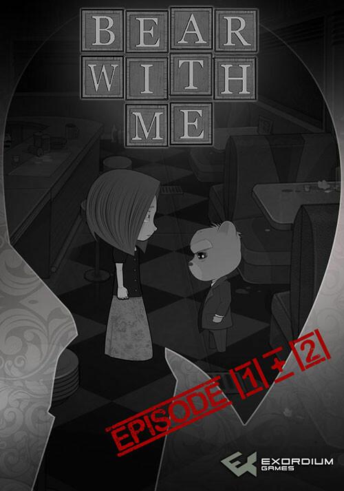 Bear With Me - Episode 1+2 - Packshot