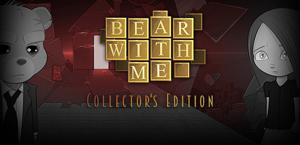 Bear With Me - Collector's Edition - Cover / Packshot