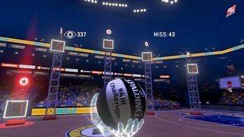 Screenshot2 - NBA 2KVR Experience