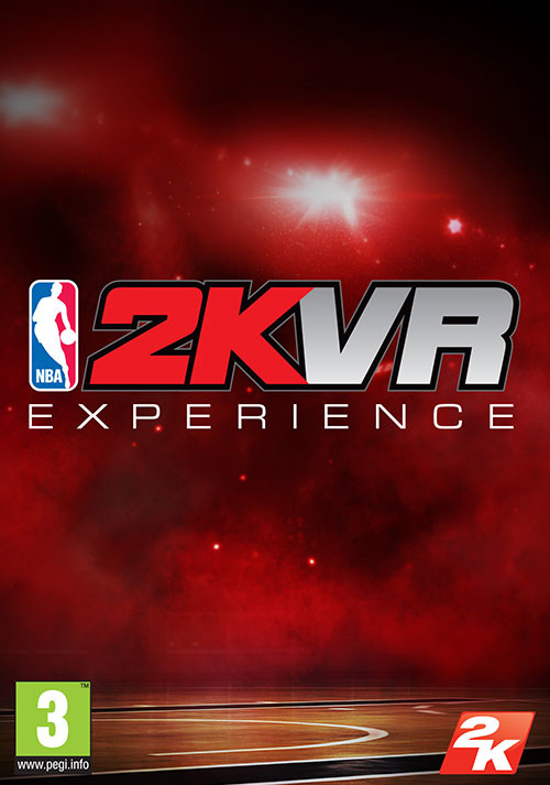 NBA 2KVR Experience - Cover / Packshot