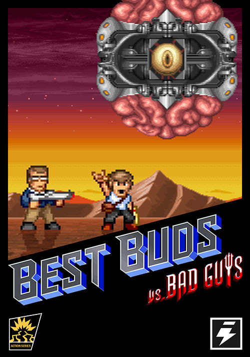 Best Buds - Packshot