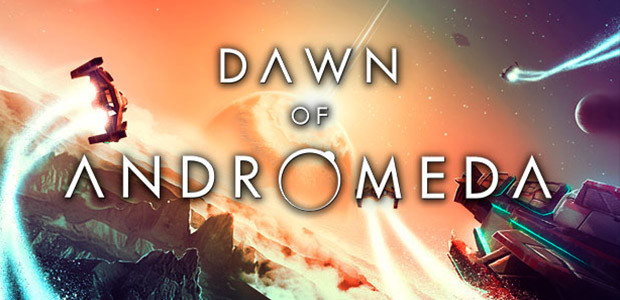 Dawn of Andromeda - Cover / Packshot