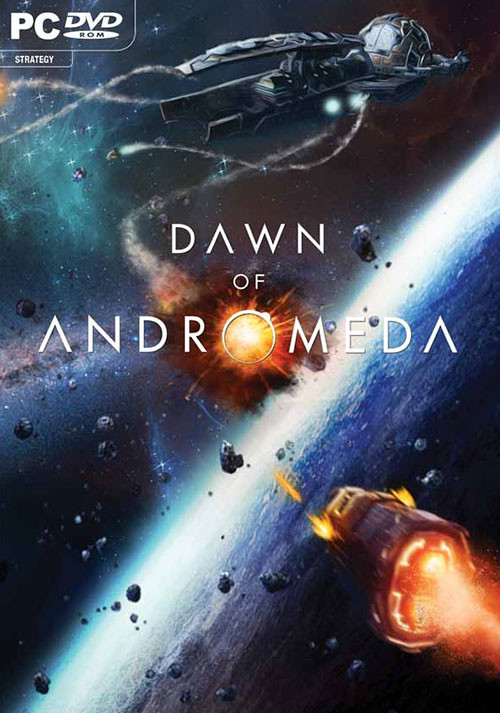 Dawn of Andromeda - Packshot