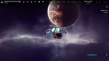 Screenshot1 - Dawn of Andromeda: Subterfuge