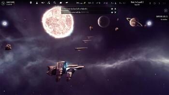 Screenshot2 - Dawn of Andromeda: Subterfuge
