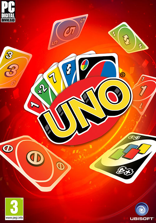 UNO - Cover / Packshot