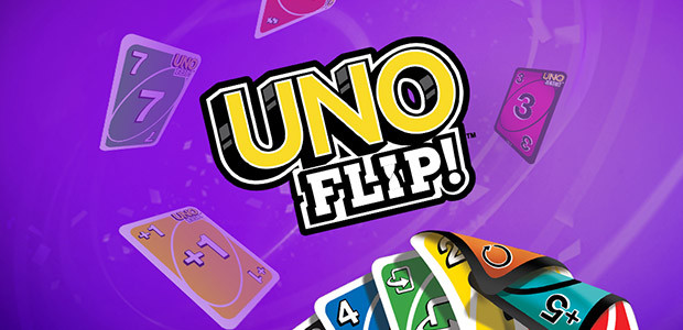 UNO FLIP! - Cover / Packshot