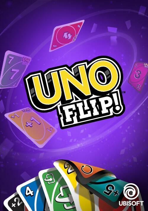 UNO FLIP! - Cover / Packshot