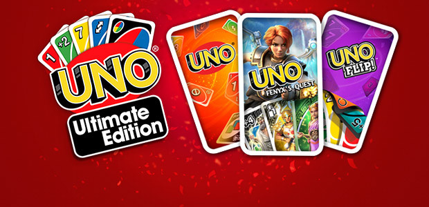 UNO Ultimate Edition - Cover / Packshot
