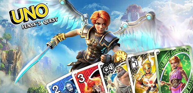 UNO Fenyx's Quest - Cover / Packshot