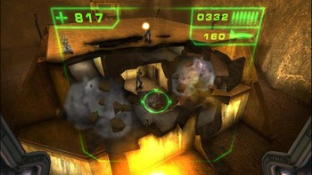 Screenshot1 - Red Faction