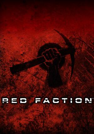 Red Faction - Cover / Packshot