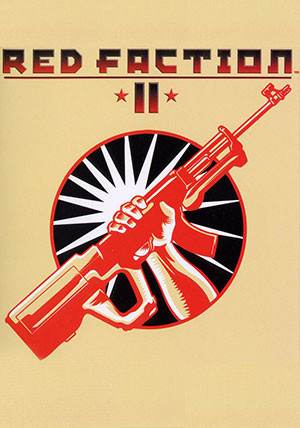 Red Faction II - Cover