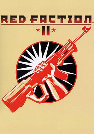 Red Faction II - Cover / Packshot