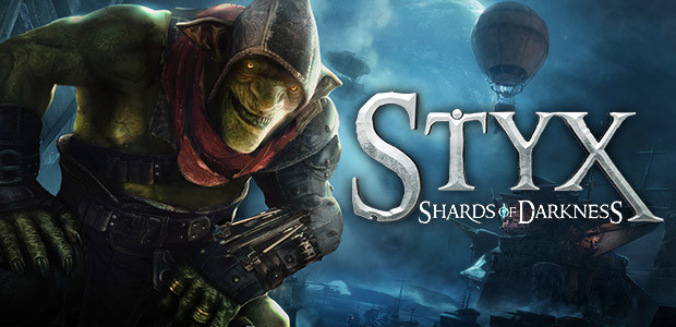 Styx: Shards Of Darkness - Cover / Packshot