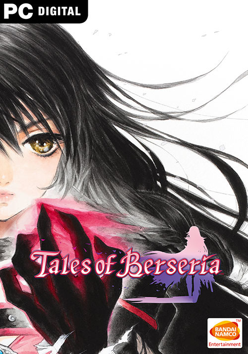Tales of Berseria - Cover / Packshot