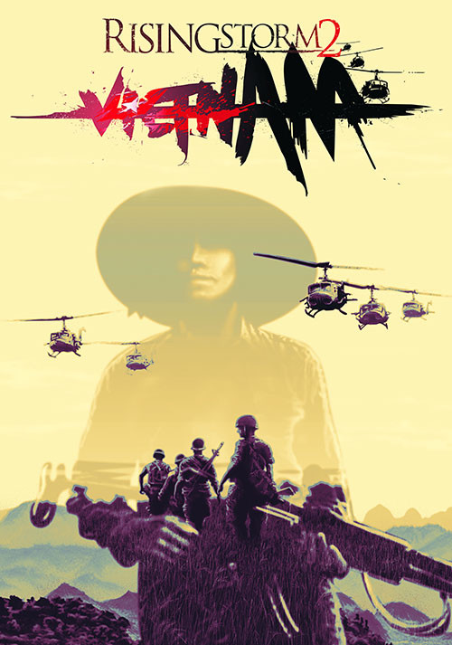 Rising Storm 2: VIETNAM - Packshot