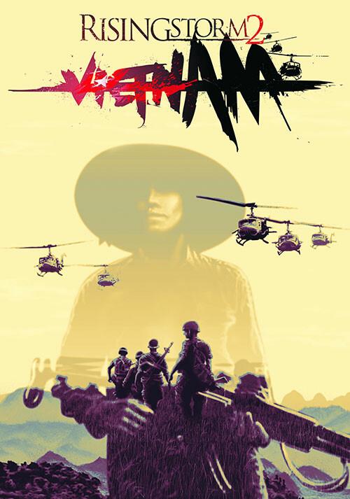 Rising Storm 2: Vietnam - Cover / Packshot