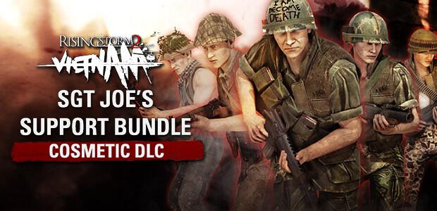Rising Storm 2: Vietnam - Sgt Joe's Support Bundle DLC - Cover / Packshot