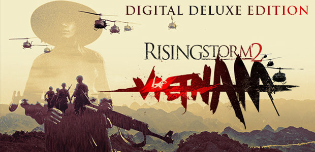Rising Storm 2: Vietnam Digital Deluxe Edition - Cover / Packshot