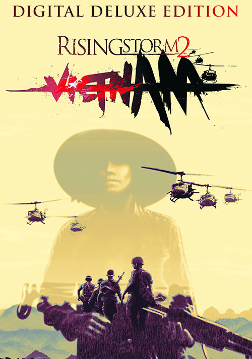 Rising Storm 2: Vietnam Digital Deluxe Edition - Cover / Packshot