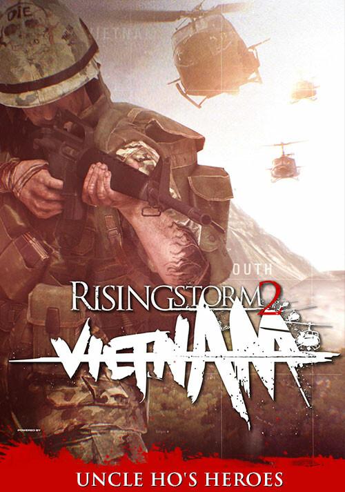 Rising Storm 2: Vietnam - Uncle Ho's Heroes - Cover / Packshot