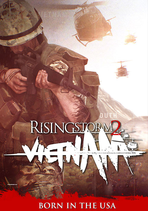 Rising Storm 2: Vietnam - Born in the USA - Cover / Packshot