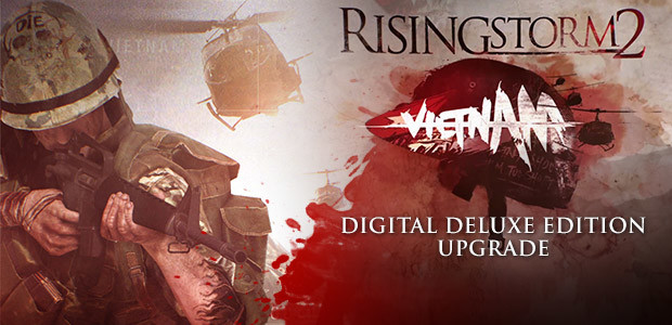 Rising Storm 2: Vietnam - Digital Deluxe Edition Upgrade - Cover / Packshot
