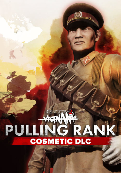 Rising Storm 2: Vietnam - Pulling Rank - Cover
