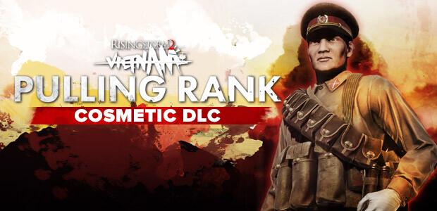 Rising Storm 2: Vietnam - Pulling Rank - Cover / Packshot