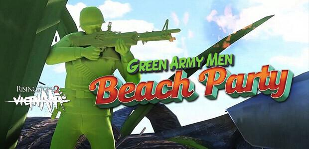 Rising Storm 2: Vietnam - Green Army Men - Cover / Packshot