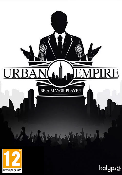 Urban Empire - Cover / Packshot