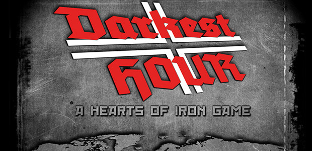 Darkest Hour: A Hearts of Iron Game - Cover / Packshot