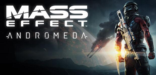 Mass Effect: Andromeda - Cover / Packshot