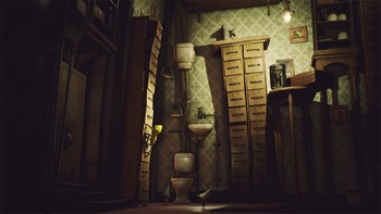 Screenshot2 - Little Nightmares