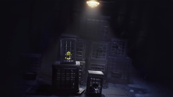 Screenshot1 - Little Nightmares