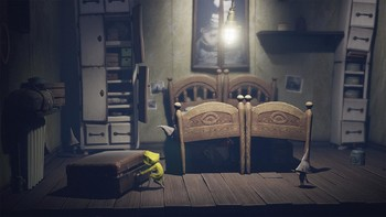 Screenshot3 - Little Nightmares