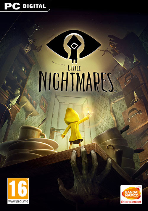Little Nightmares - Packshot