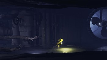Screenshot2 - Little Nightmares